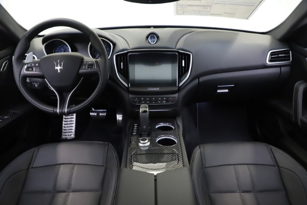 New 2020 Maserati Ghibli S Q4 GranSport for sale $90,285 at Alfa Romeo of Westport in Westport CT 06880 16