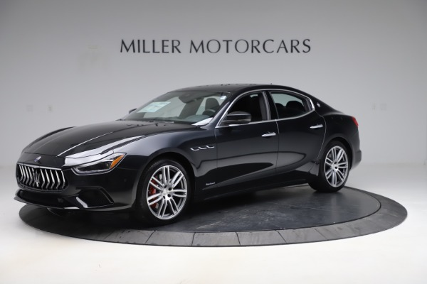 New 2020 Maserati Ghibli S Q4 GranSport for sale $90,285 at Alfa Romeo of Westport in Westport CT 06880 2
