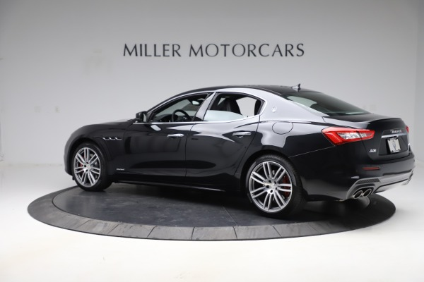 New 2020 Maserati Ghibli S Q4 GranSport for sale $90,285 at Alfa Romeo of Westport in Westport CT 06880 4
