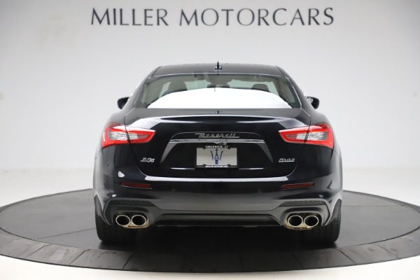 New 2020 Maserati Ghibli S Q4 GranSport for sale $90,285 at Alfa Romeo of Westport in Westport CT 06880 6