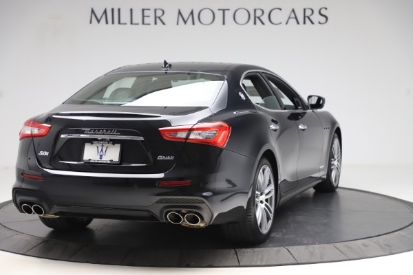 New 2020 Maserati Ghibli S Q4 GranSport for sale $90,285 at Alfa Romeo of Westport in Westport CT 06880 7