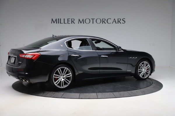 New 2020 Maserati Ghibli S Q4 GranSport for sale $90,285 at Alfa Romeo of Westport in Westport CT 06880 8