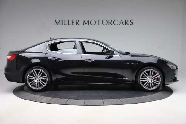 New 2020 Maserati Ghibli S Q4 GranSport for sale $90,285 at Alfa Romeo of Westport in Westport CT 06880 9