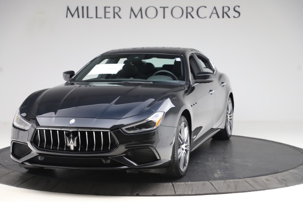 New 2020 Maserati Ghibli S Q4 GranSport for sale $90,285 at Alfa Romeo of Westport in Westport CT 06880 1