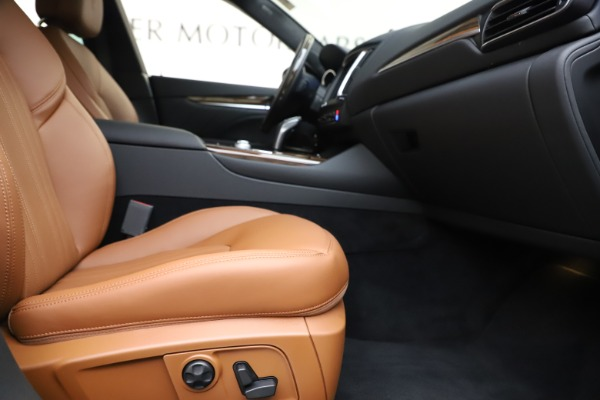 New 2020 Maserati Levante Q4 GranLusso for sale $84,985 at Alfa Romeo of Westport in Westport CT 06880 23