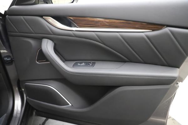 New 2020 Maserati Levante Q4 GranLusso for sale $84,985 at Alfa Romeo of Westport in Westport CT 06880 25