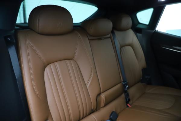 New 2020 Maserati Levante Q4 GranLusso for sale $84,985 at Alfa Romeo of Westport in Westport CT 06880 26