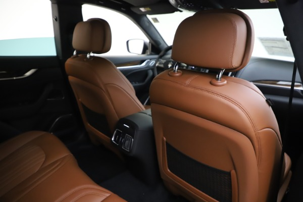 New 2020 Maserati Levante Q4 GranLusso for sale $84,985 at Alfa Romeo of Westport in Westport CT 06880 28