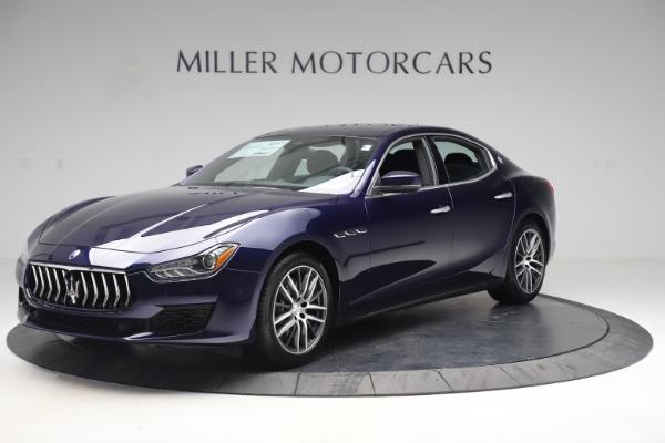 New 2019 Maserati Ghibli S Q4 for sale Sold at Alfa Romeo of Westport in Westport CT 06880 2