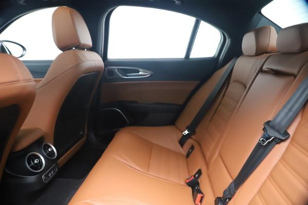 New 2020 Alfa Romeo Giulia Ti Sport Q4 for sale $52,840 at Alfa Romeo of Westport in Westport CT 06880 19