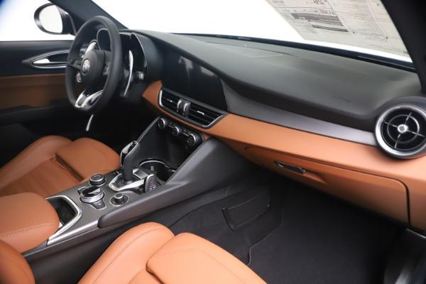 New 2020 Alfa Romeo Giulia Ti Sport Q4 for sale $52,840 at Alfa Romeo of Westport in Westport CT 06880 22