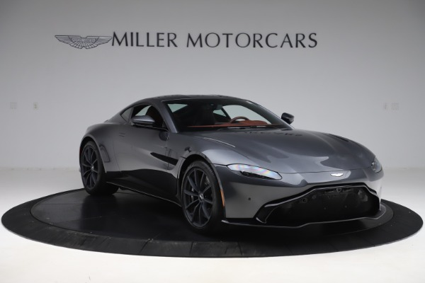 Used 2020 Aston Martin Vantage Coupe for sale $153,900 at Alfa Romeo of Westport in Westport CT 06880 10
