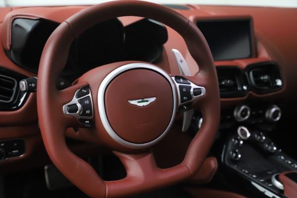 Used 2020 Aston Martin Vantage for sale $153,900 at Alfa Romeo of Westport in Westport CT 06880 17