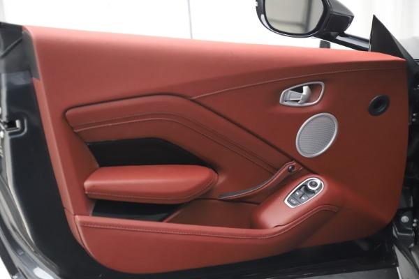 Used 2020 Aston Martin Vantage for sale $153,900 at Alfa Romeo of Westport in Westport CT 06880 18