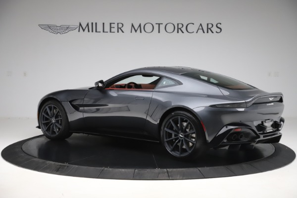 Used 2020 Aston Martin Vantage Coupe for sale $153,900 at Alfa Romeo of Westport in Westport CT 06880 3