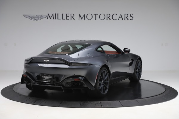 Used 2020 Aston Martin Vantage Coupe for sale $153,900 at Alfa Romeo of Westport in Westport CT 06880 6