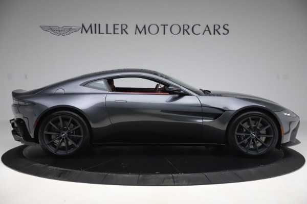 Used 2020 Aston Martin Vantage Coupe for sale $153,900 at Alfa Romeo of Westport in Westport CT 06880 8