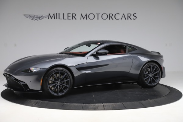 Used 2020 Aston Martin Vantage Coupe for sale $153,900 at Alfa Romeo of Westport in Westport CT 06880 1