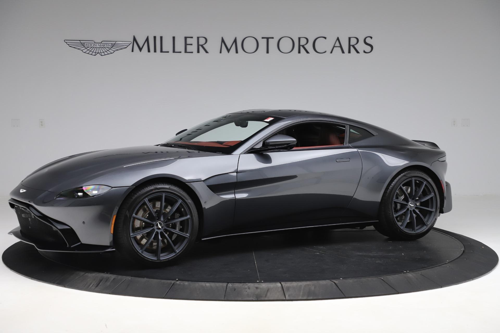 Used 2020 Aston Martin Vantage for sale $153,900 at Alfa Romeo of Westport in Westport CT 06880 1