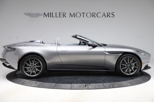New 2020 Aston Martin DB11 Volante Convertible for sale $271,161 at Alfa Romeo of Westport in Westport CT 06880 10