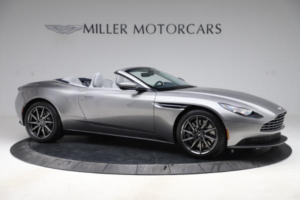 New 2020 Aston Martin DB11 Volante Convertible for sale $271,161 at Alfa Romeo of Westport in Westport CT 06880 11