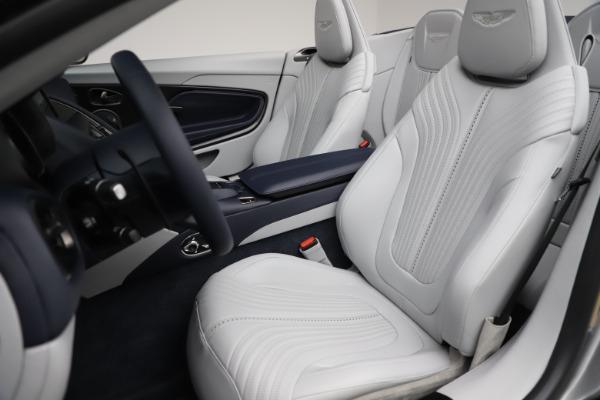 New 2020 Aston Martin DB11 Volante Convertible for sale $271,161 at Alfa Romeo of Westport in Westport CT 06880 15