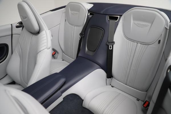 New 2020 Aston Martin DB11 Volante Convertible for sale $271,161 at Alfa Romeo of Westport in Westport CT 06880 16