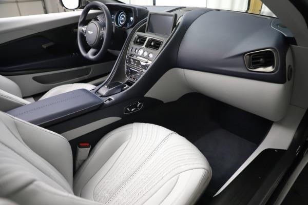 New 2020 Aston Martin DB11 Volante Convertible for sale $271,161 at Alfa Romeo of Westport in Westport CT 06880 18