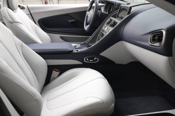 New 2020 Aston Martin DB11 Volante Convertible for sale $271,161 at Alfa Romeo of Westport in Westport CT 06880 19