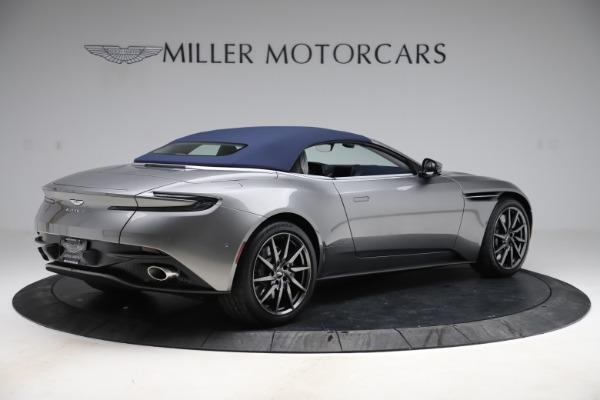 New 2020 Aston Martin DB11 Volante Convertible for sale $271,161 at Alfa Romeo of Westport in Westport CT 06880 22