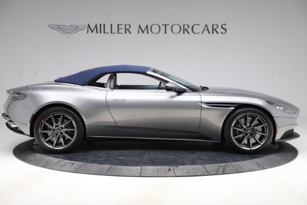 New 2020 Aston Martin DB11 Volante Convertible for sale $271,161 at Alfa Romeo of Westport in Westport CT 06880 23