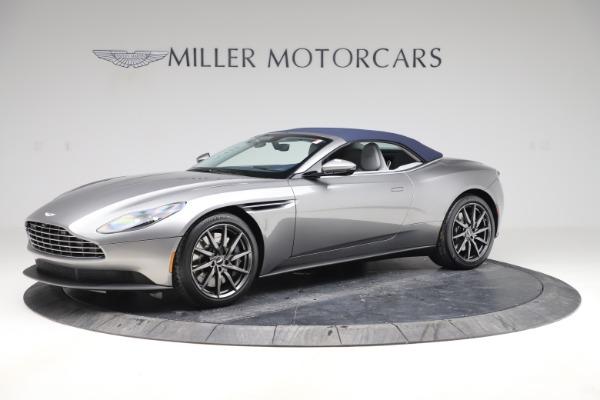 New 2020 Aston Martin DB11 Volante Convertible for sale $271,161 at Alfa Romeo of Westport in Westport CT 06880 25