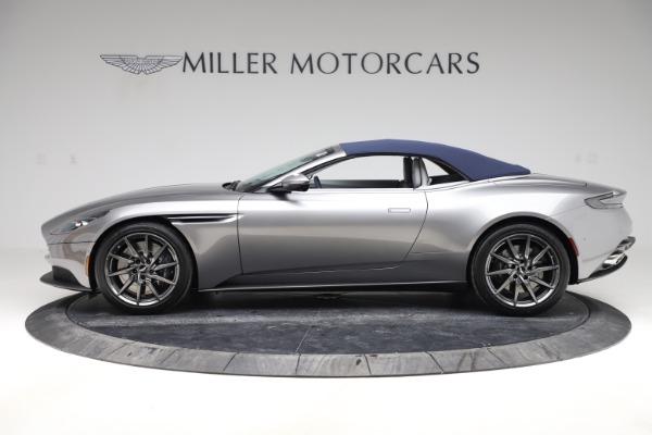 New 2020 Aston Martin DB11 Volante Convertible for sale $271,161 at Alfa Romeo of Westport in Westport CT 06880 26