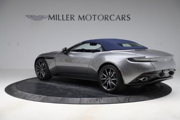 New 2020 Aston Martin DB11 Volante Convertible for sale $271,161 at Alfa Romeo of Westport in Westport CT 06880 27
