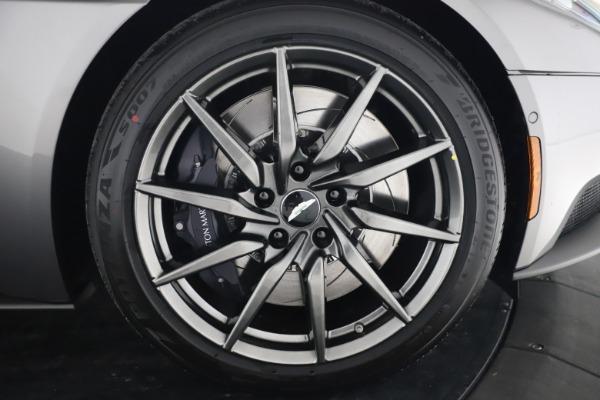 New 2020 Aston Martin DB11 Volante Convertible for sale $271,161 at Alfa Romeo of Westport in Westport CT 06880 28