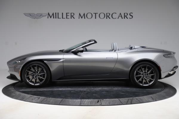 New 2020 Aston Martin DB11 Volante Convertible for sale $271,161 at Alfa Romeo of Westport in Westport CT 06880 4