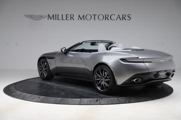 New 2020 Aston Martin DB11 Volante Convertible for sale $271,161 at Alfa Romeo of Westport in Westport CT 06880 6