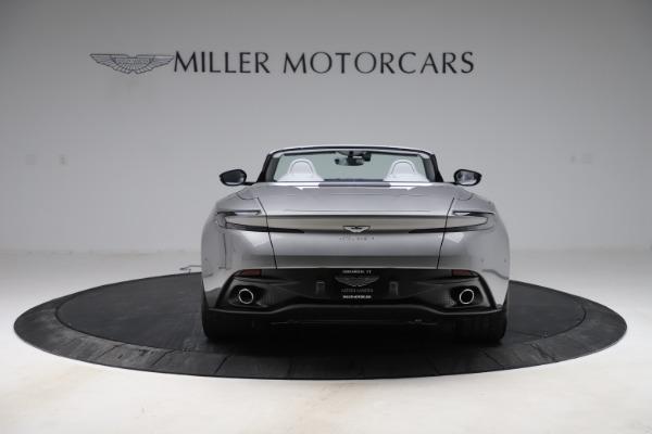 New 2020 Aston Martin DB11 Volante Convertible for sale $271,161 at Alfa Romeo of Westport in Westport CT 06880 7