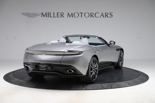 New 2020 Aston Martin DB11 Volante Convertible for sale $271,161 at Alfa Romeo of Westport in Westport CT 06880 8