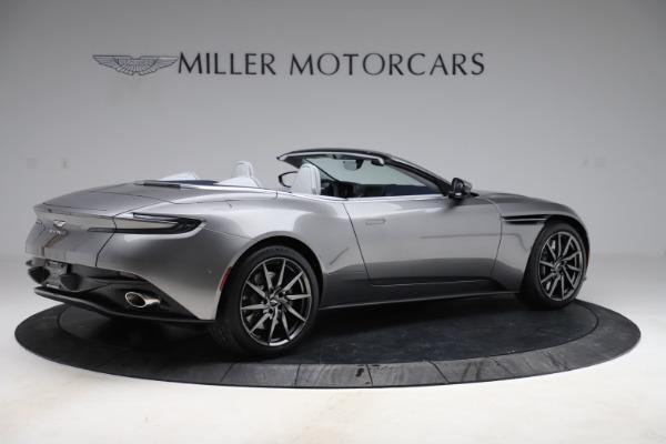 New 2020 Aston Martin DB11 Volante Convertible for sale $271,161 at Alfa Romeo of Westport in Westport CT 06880 9