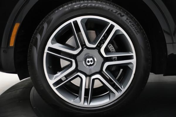 Used 2018 Bentley Bentayga Activity Edition for sale Sold at Alfa Romeo of Westport in Westport CT 06880 15