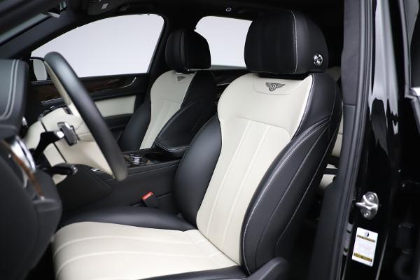 Used 2018 Bentley Bentayga Activity Edition for sale Sold at Alfa Romeo of Westport in Westport CT 06880 19