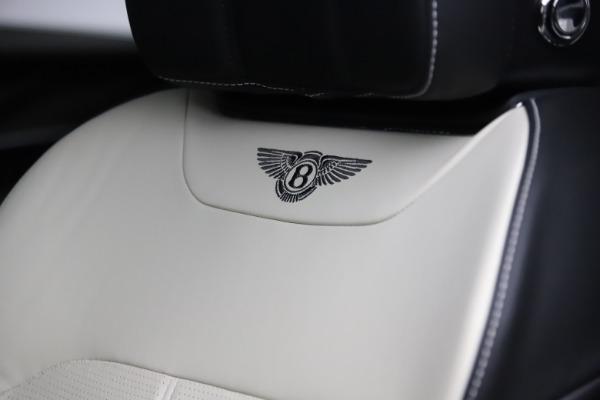 Used 2018 Bentley Bentayga Activity Edition for sale Sold at Alfa Romeo of Westport in Westport CT 06880 20