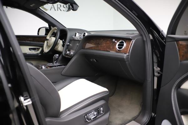 Used 2018 Bentley Bentayga Activity Edition for sale Sold at Alfa Romeo of Westport in Westport CT 06880 25