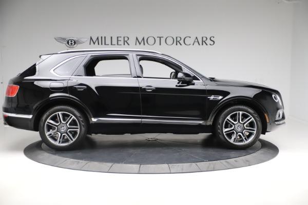 Used 2018 Bentley Bentayga Activity Edition for sale Sold at Alfa Romeo of Westport in Westport CT 06880 9