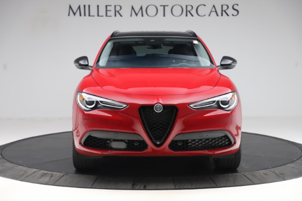 New 2020 Alfa Romeo Stelvio Sport Q4 for sale $50,190 at Alfa Romeo of Westport in Westport CT 06880 12