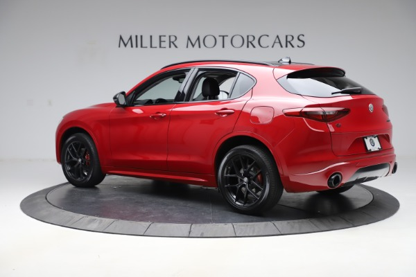 New 2020 Alfa Romeo Stelvio Sport Q4 for sale $50,190 at Alfa Romeo of Westport in Westport CT 06880 4