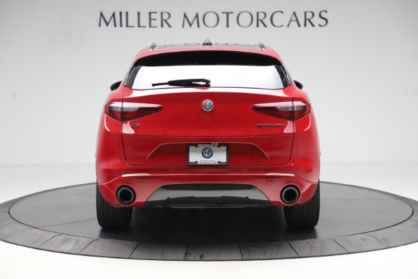 New 2020 Alfa Romeo Stelvio Sport Q4 for sale $50,190 at Alfa Romeo of Westport in Westport CT 06880 6