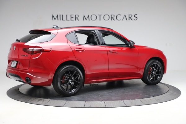 New 2020 Alfa Romeo Stelvio Sport Q4 for sale $50,190 at Alfa Romeo of Westport in Westport CT 06880 8