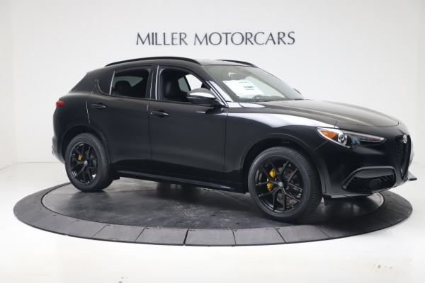 New 2020 Alfa Romeo Stelvio Ti Sport Q4 for sale $57,590 at Alfa Romeo of Westport in Westport CT 06880 10